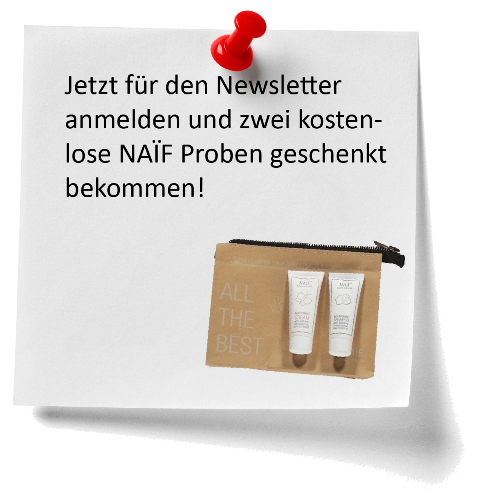 Notiz Angebot